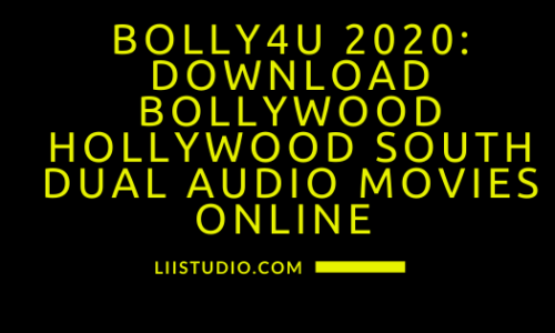 Bolly4u 2020: download bollywood Hollywood south dual audio movies online