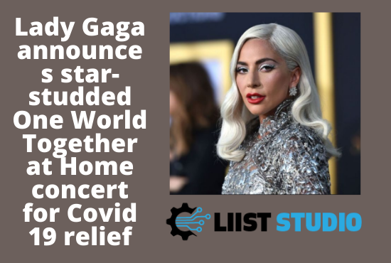 Lady Gaga announces star-studded