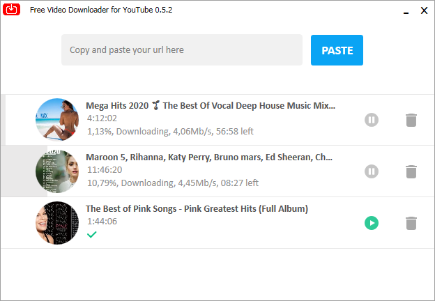 Free Video Downloader for YouTube by NotMP3