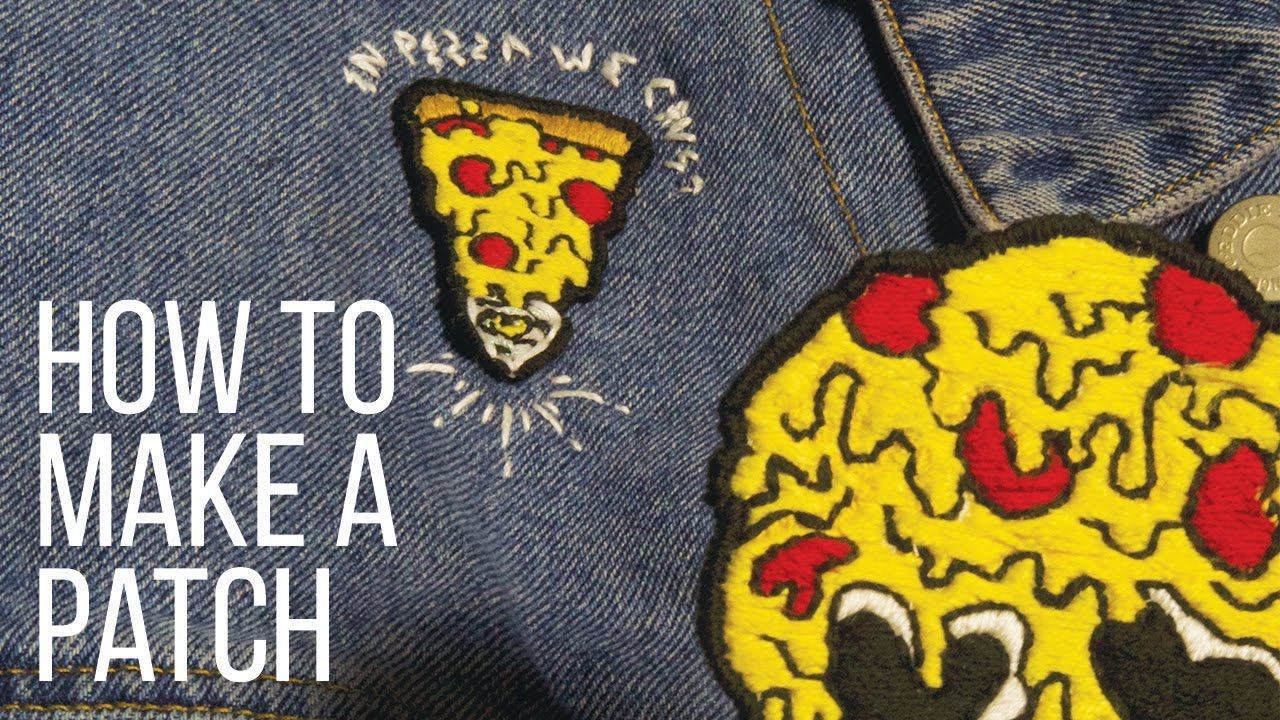 3 Reasons to Get Custom Iron-on Patches