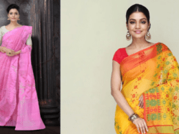 Various Styles of Jamdani Sarees You Can Buy Online