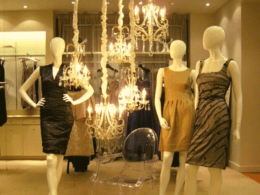 Mannequin for retail store