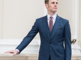 Polish Your Style with These Three Understated Tips for Wearing Men's Suits
