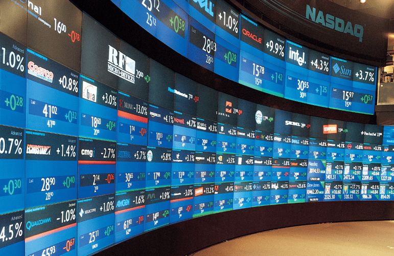 The Most Traded Stocks on NYSE in 2020 and Why