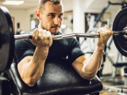 Gain Muscles This Winter