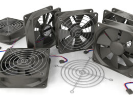 heat activated fans