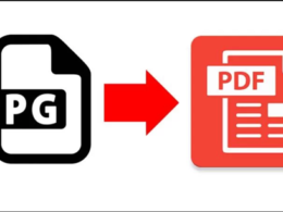 JPG to PDF Conversion with GogoPDF