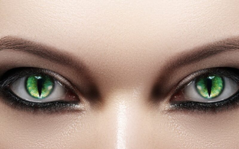 Cosplay Contact Lens