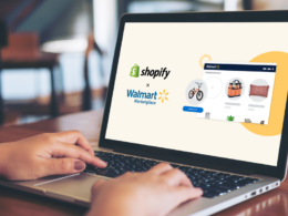 Shopify store development