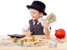 The Significance of Showing Kids Cash