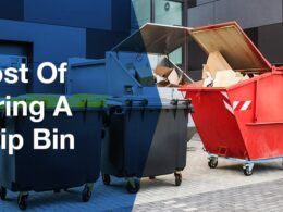 Three places where you can put your next skip bin