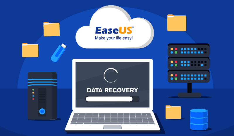 EaseUS Data Recovery Wizard - Best Tool for Recovering Your Data
