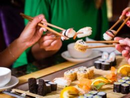 Why All You Can Eat Sushi Is the Best Way to Try Sushi