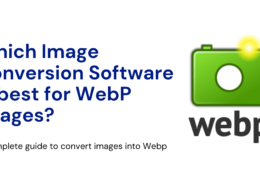 Image conversion to webp