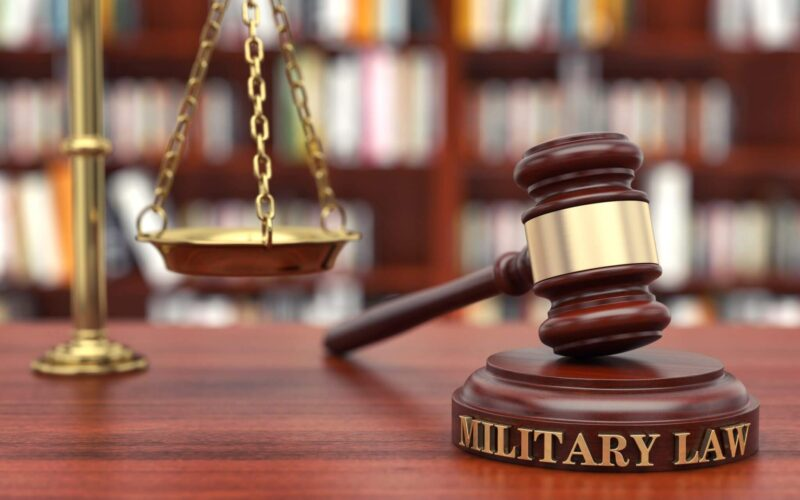 Hiring a specialist defense lawyer when facing court-martial
