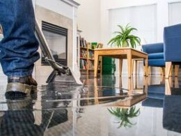 What are Typical Water Damage Cleanup Costs