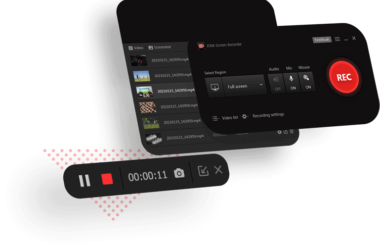 App Review: IObit Screen Recorder