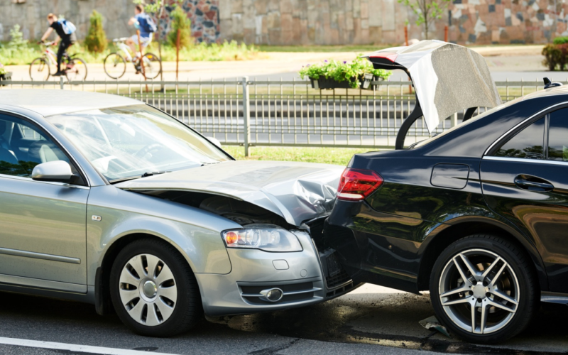 Top 5 Most Common Types of Car Accidents