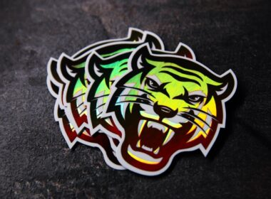 Top tips for using holographic stickers for your business