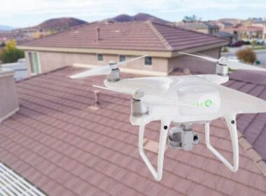 How drones help you in inspection of your roof repair estimates ?
