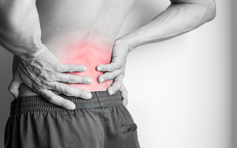 How to Manage Back Pain at Work