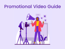 What You Must Know About Making Business Promotion Videos?