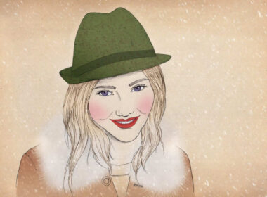 Choose hats by knowing the ones that go best with your face shape
