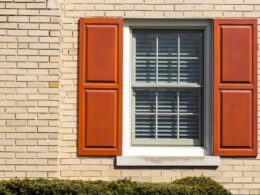 4 types of materials for making plantation shutters for exterior use